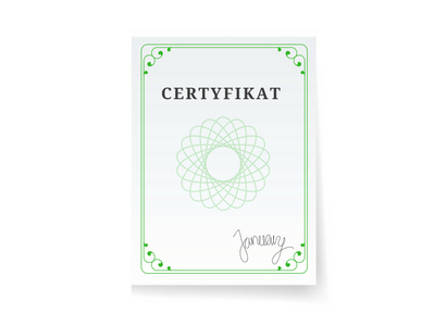 Order printing of certificates online, cheap certificates printing